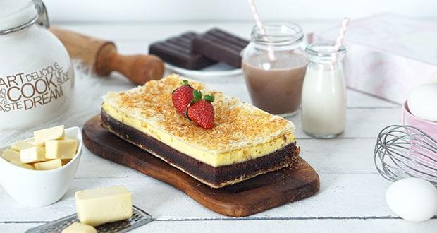 gambar makanan kekinian Makuta Cake Rasa Coklat