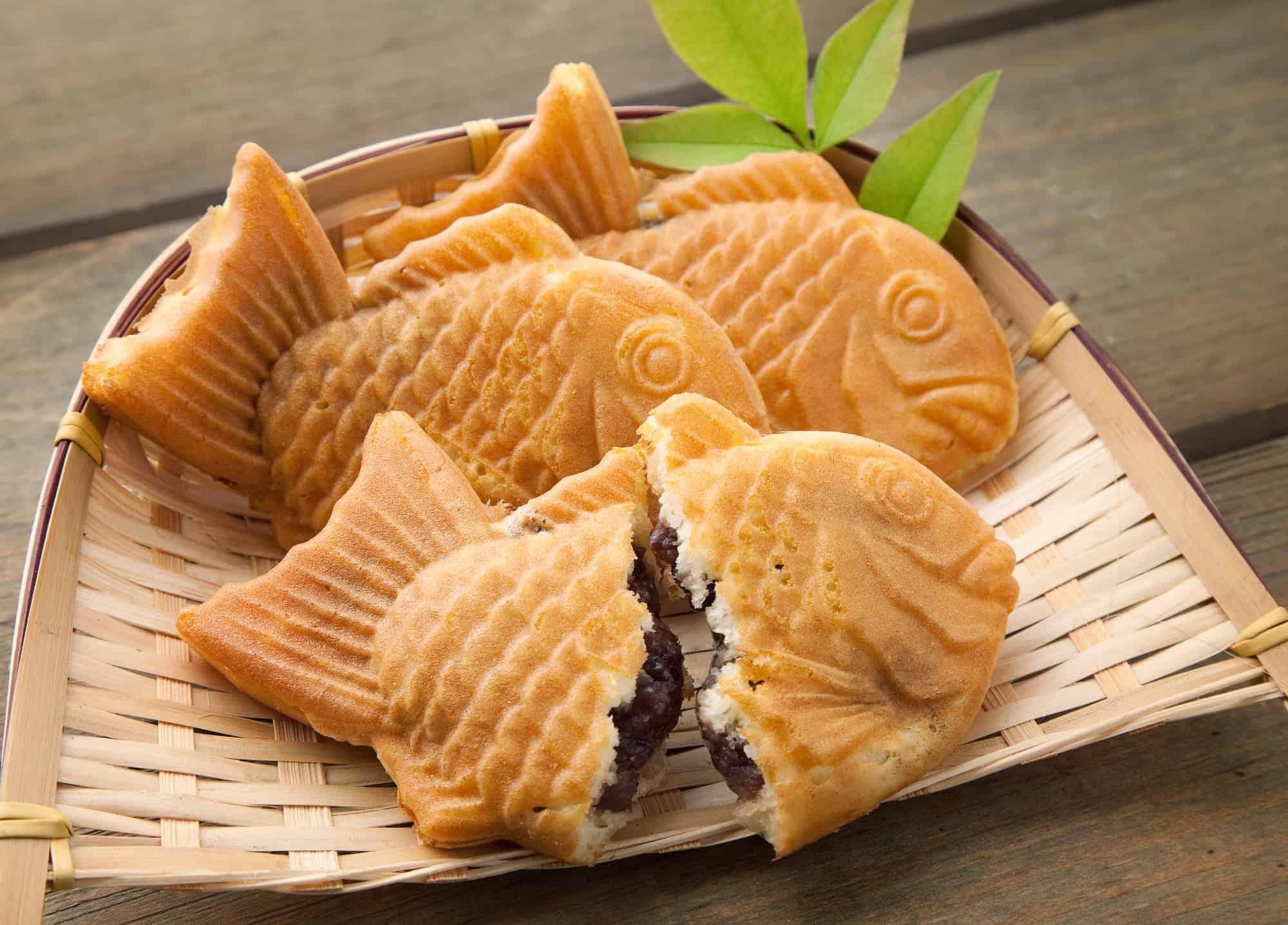 gambar makanan kekinian Taiyaki
