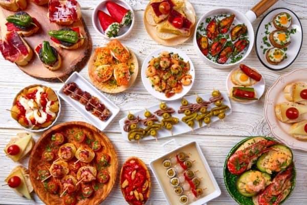 gambar makanan kekinian