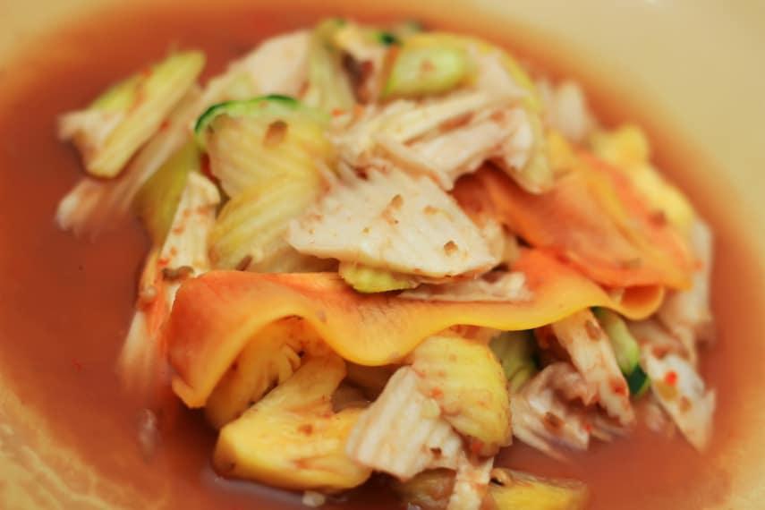 gambar makanan khas bali Rujak Buleleng