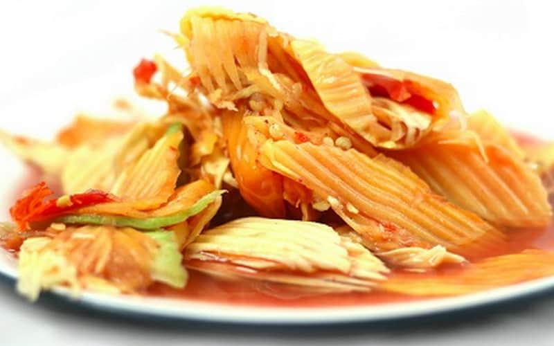 gambar makanan khas bali Rujak Kuah Pindang
