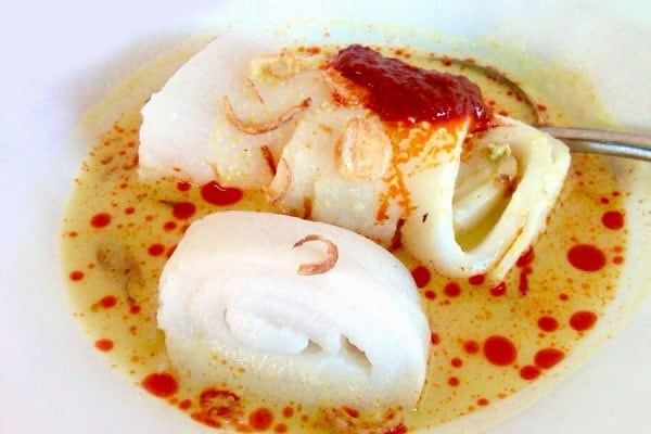 gambar makanan khas bangka belitung Berego