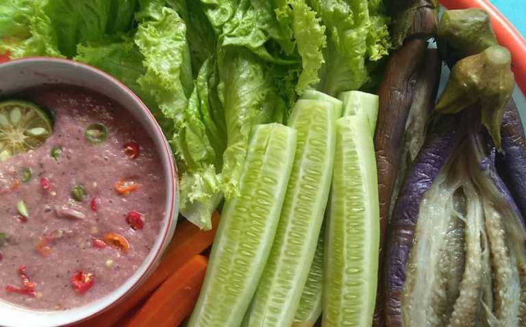 gambar makanan khas bangka belitung Kecalo