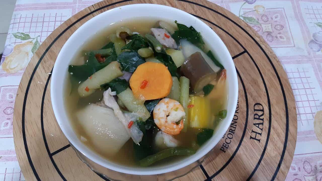 gambar makanan khas bangka belitung Lempah Darat