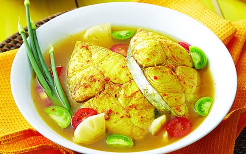 gambar makanan khas bangka belitung Lempah Kuning