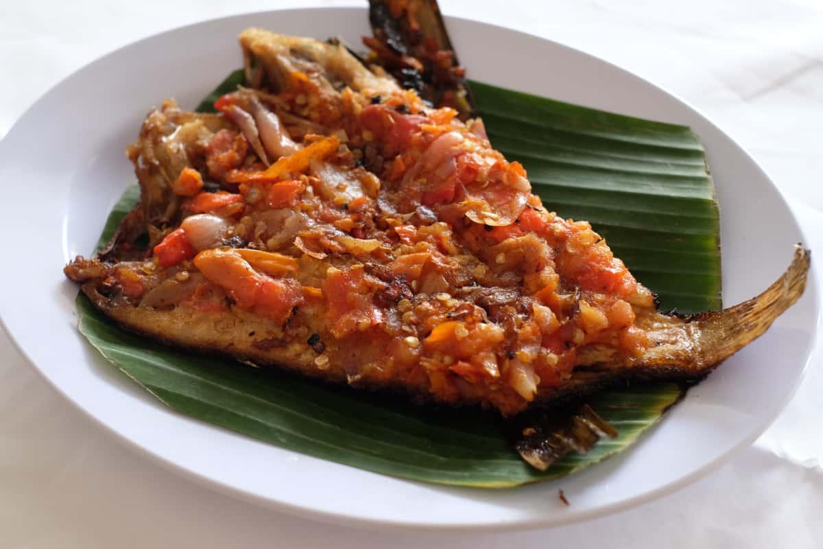 gambar makanan khas gorontalo Bilenthango