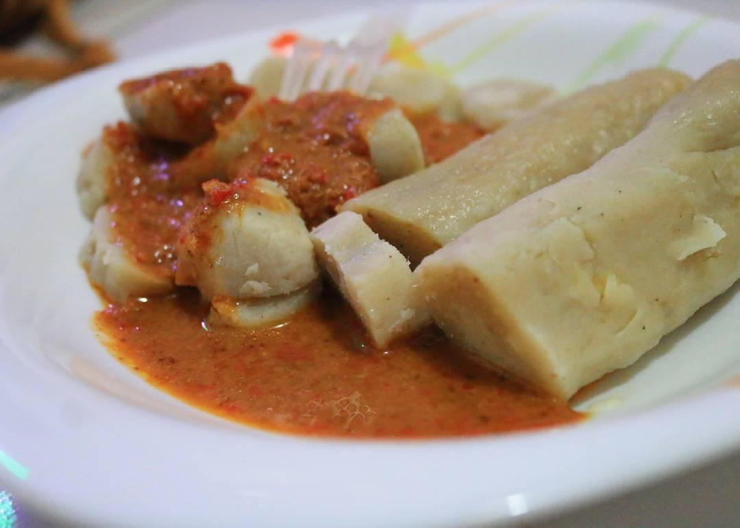 gambar makanan khas kalimantan barat Kerupuk Basah
