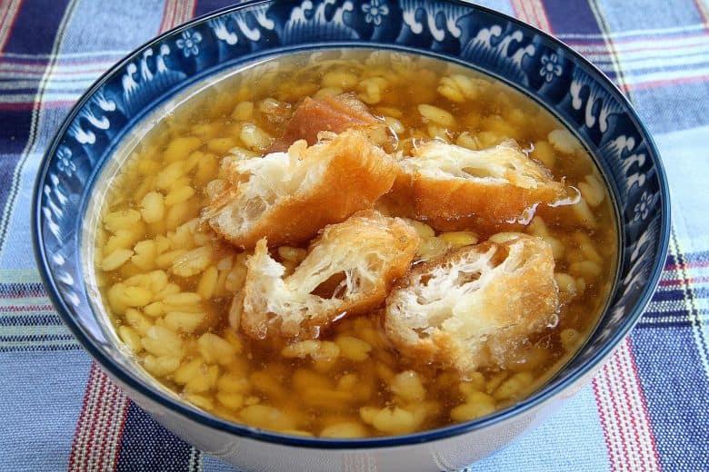 gambar makanan khas kalimantan barat Lek Tau Suan