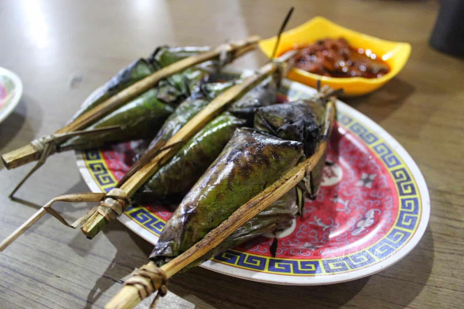 gambar makanan khas kalimantan barat Pengkang