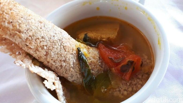 gambar makanan khas ntt Aka Bilan