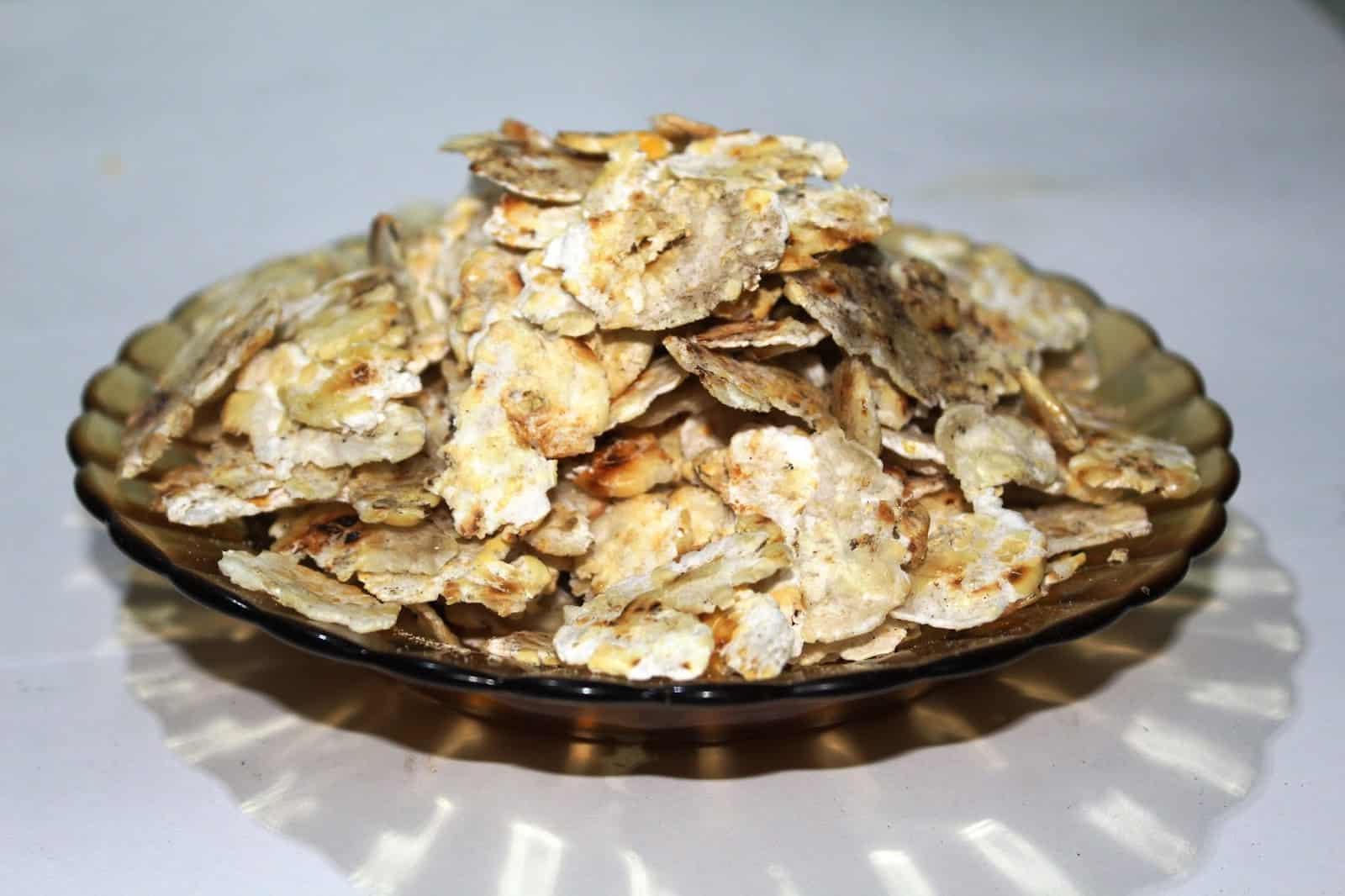 gambar makanan khas ntt Jagung Titi