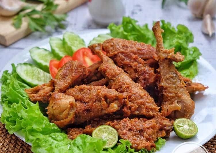 gambar makanan khas ntt pelepah manuk