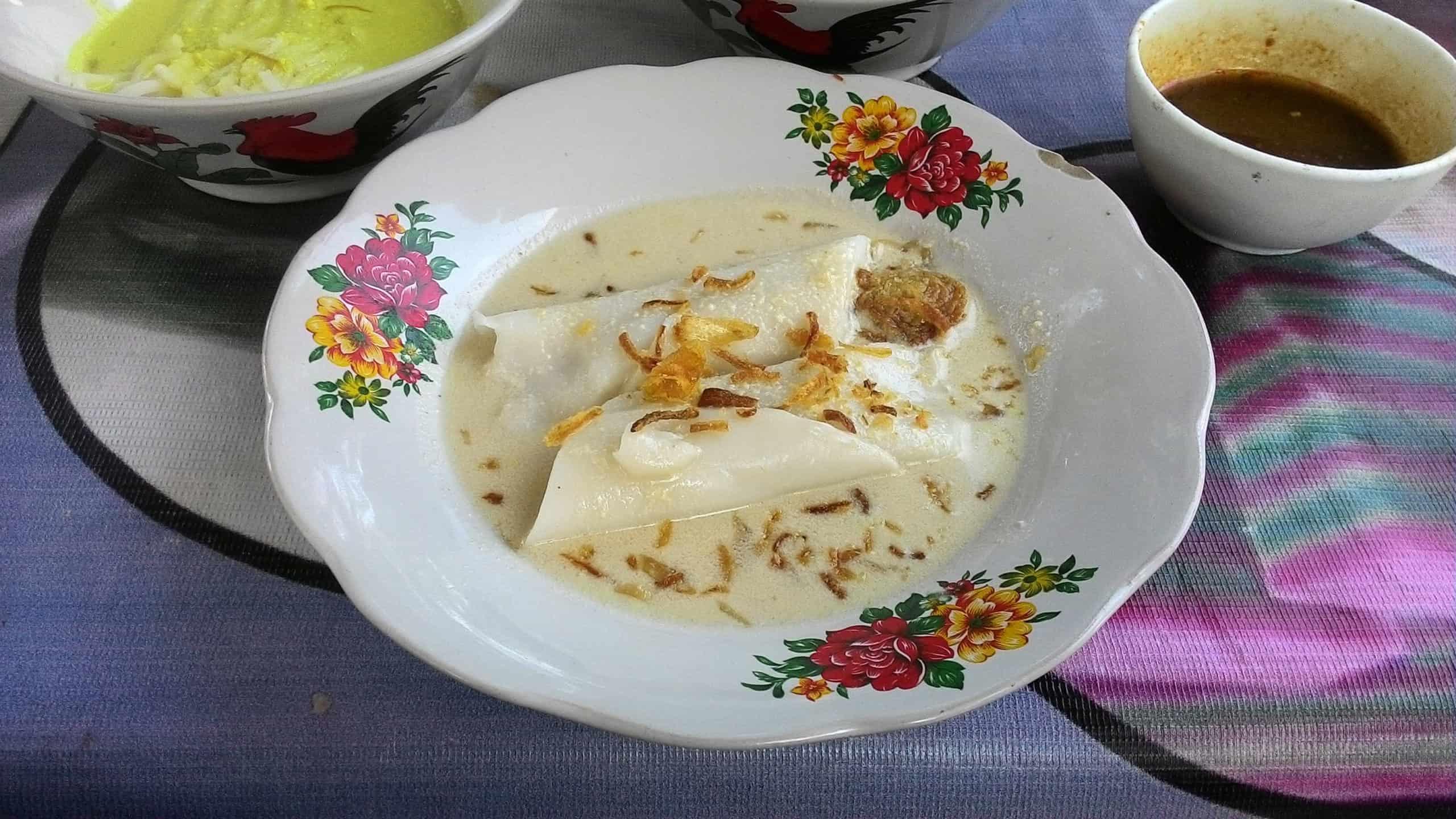 gambar makanan khas palembang burgo
