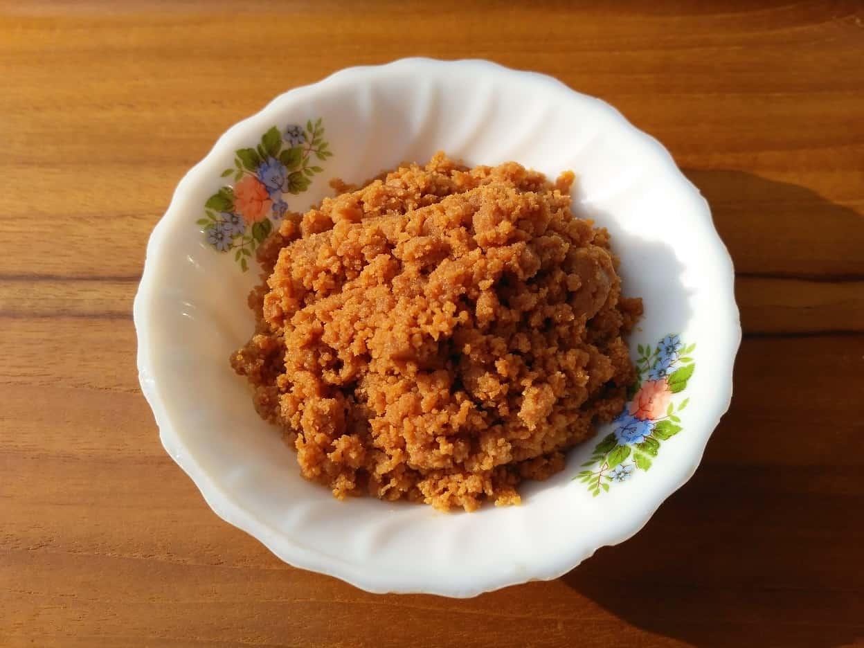gambar makanan khas palembang Gulo Puan