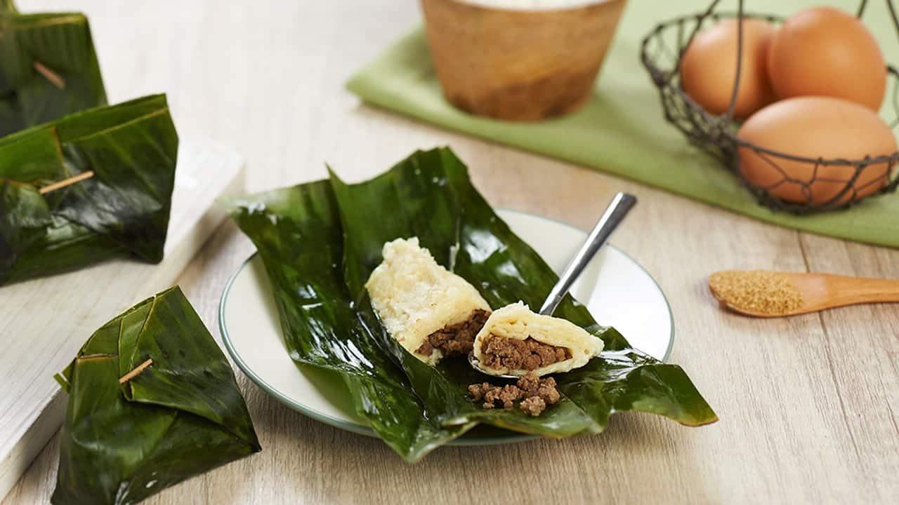 gambar makanan khas palembang Kue Mento