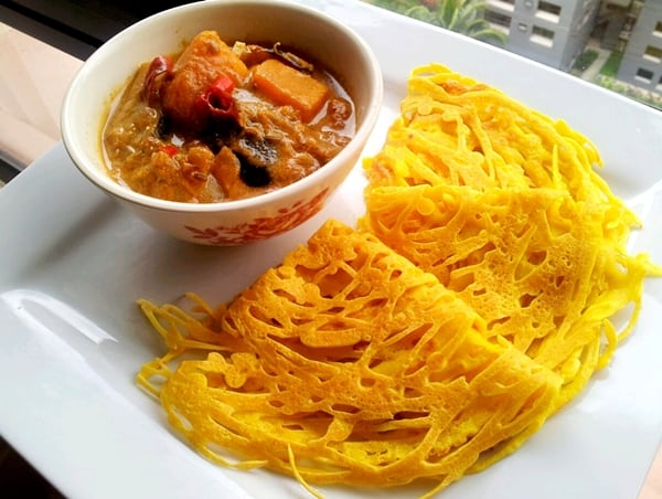 gambar makanan khas palembang Ragit