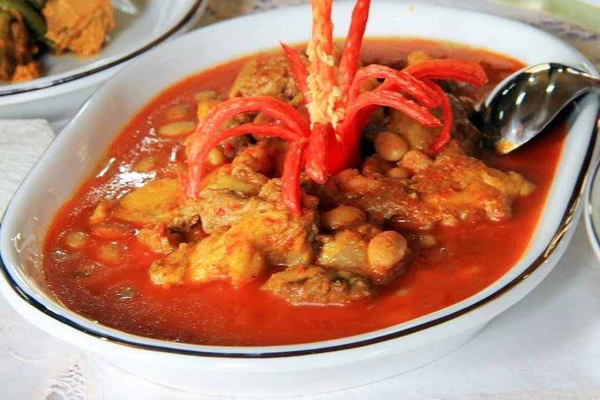 gambar makanan khas sumatera barat Gajeboh