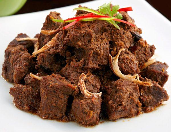 gambar makanan khas sumatera barat