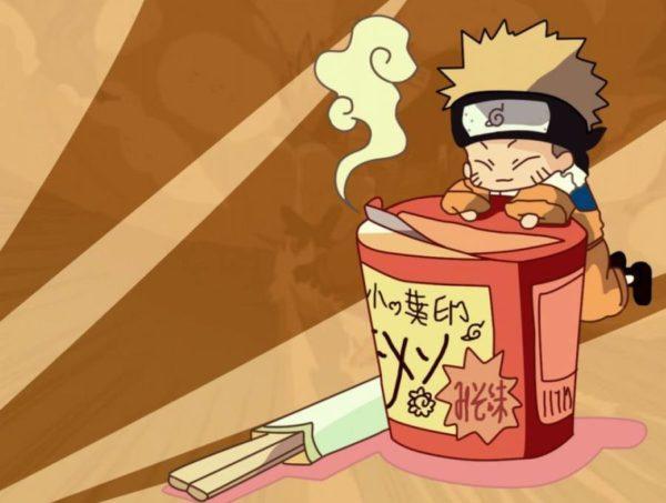 Gambar Naruto Chibi