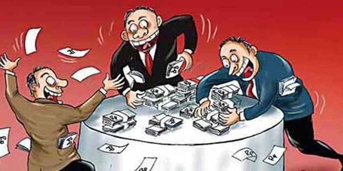teks pidato korupsi