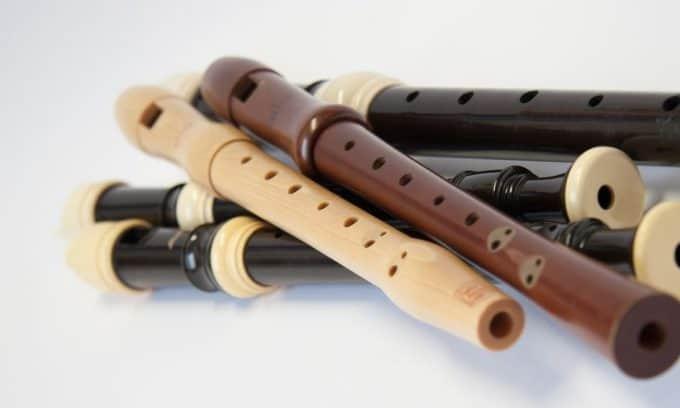alat musik melodis recorder