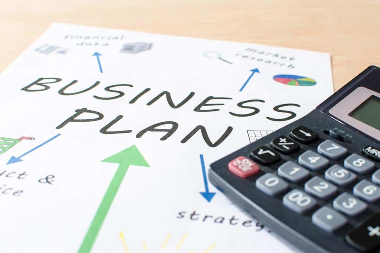 gambar bisnis plan
