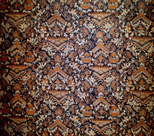 Motif Batik Cuwiri