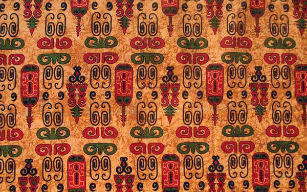 Motif Batik Kamoro