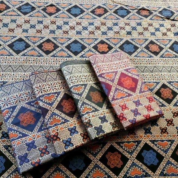 Motif Batik Prada