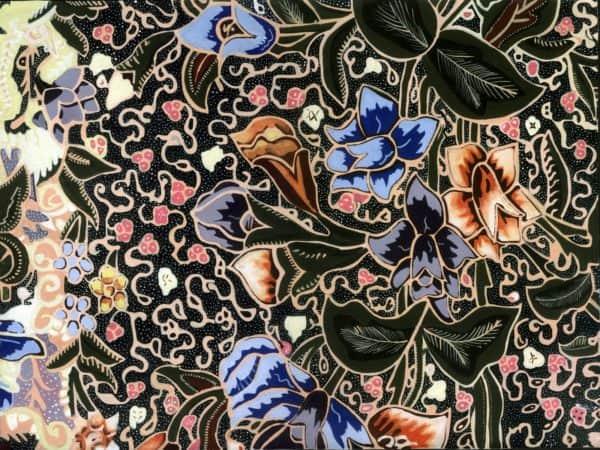 Motif Batik Tujuh Rupa