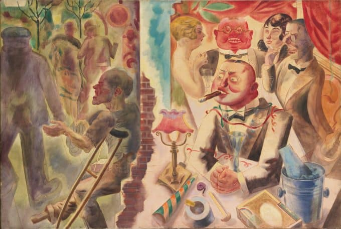 contoh seni rupa dadaisme