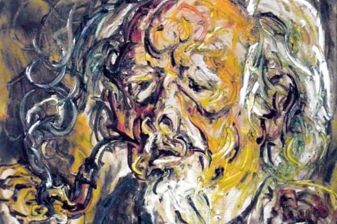 contoh seni rupa ekspresionisme