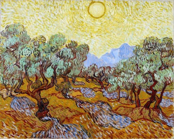 contoh seni rupa impresionisme