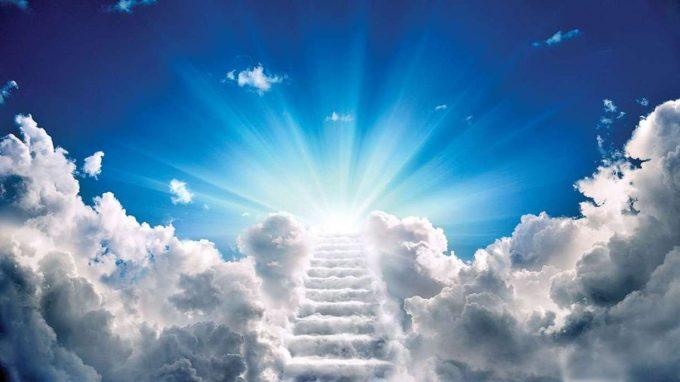 diangkat derajat di surga