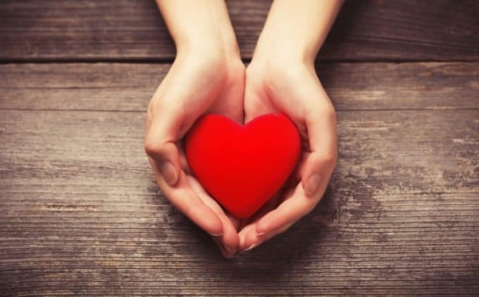 noda hitam di hati