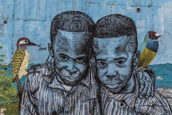 grafiti anak anak
