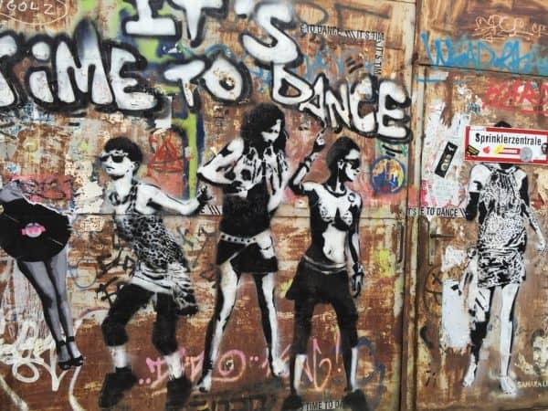 grafiti di jerman