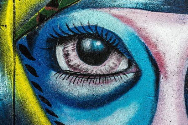 grafiti mata