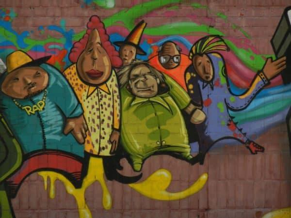 grafiti rapper