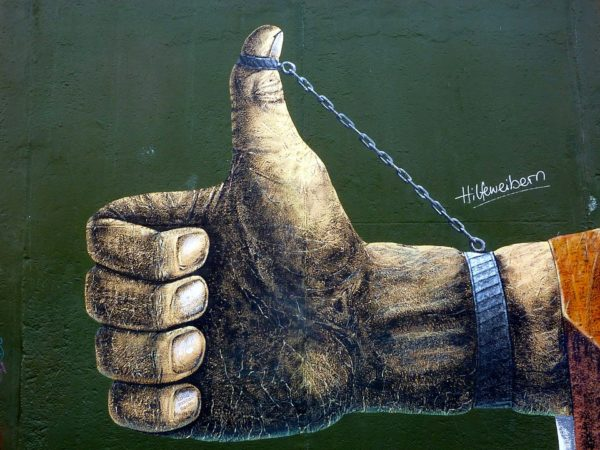 grafiti tangan