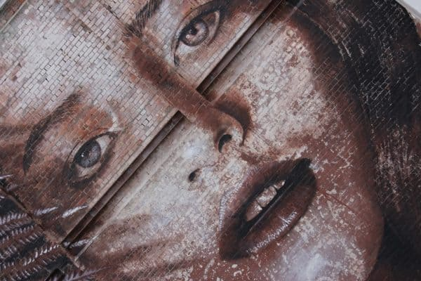 grafiti wajah