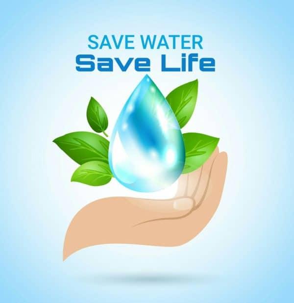 contoh poster tentang air